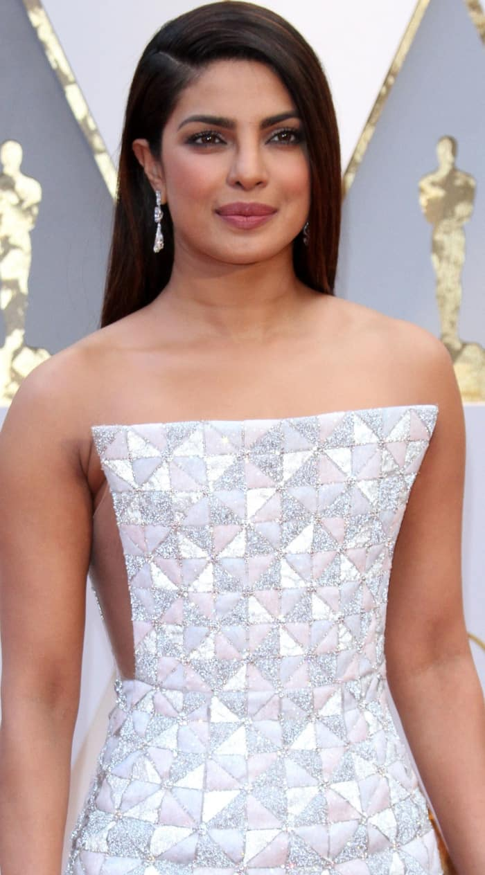 Priyanka Chopra at the 89th Annual Academy Awards