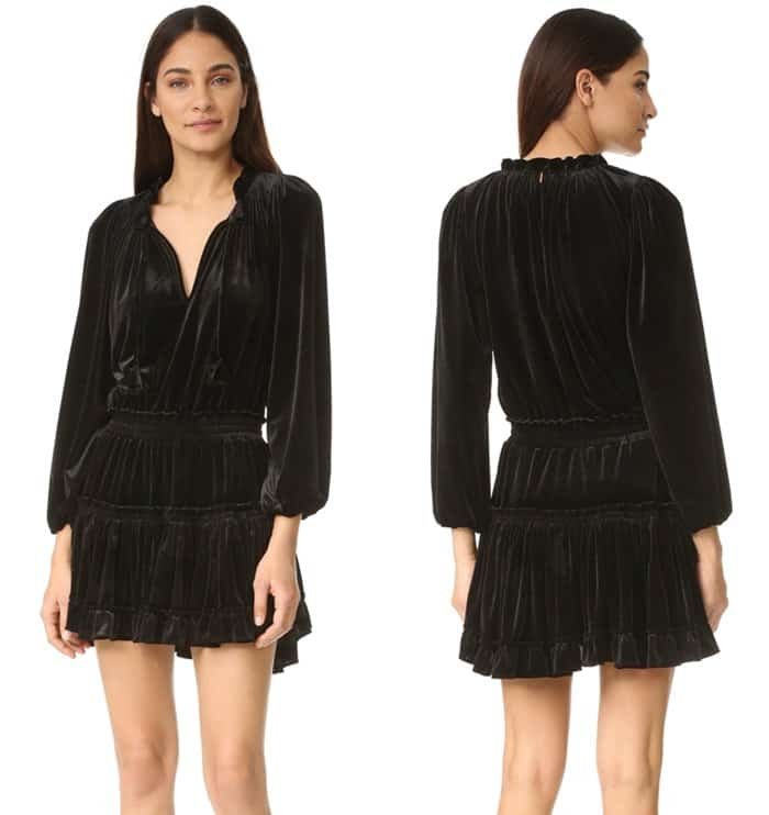 MISA Lorena dress