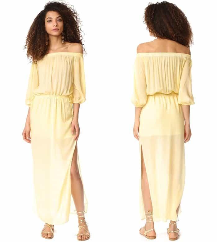 Young Fabulous & Broke Clothing Canyon Dress