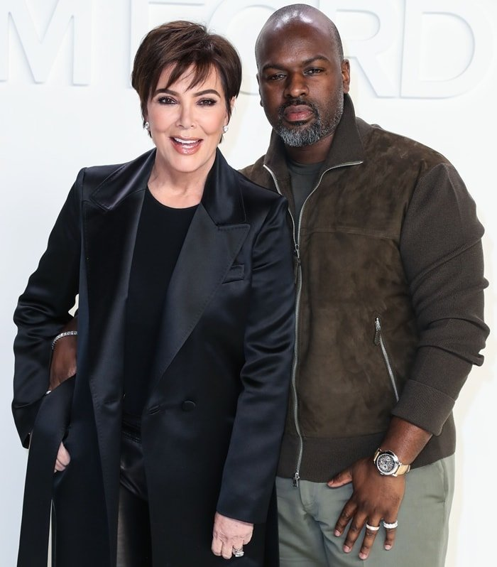 Kris Jenner revealed that she's always in the mood for sex with her African-American boyfriend Corey Gamble