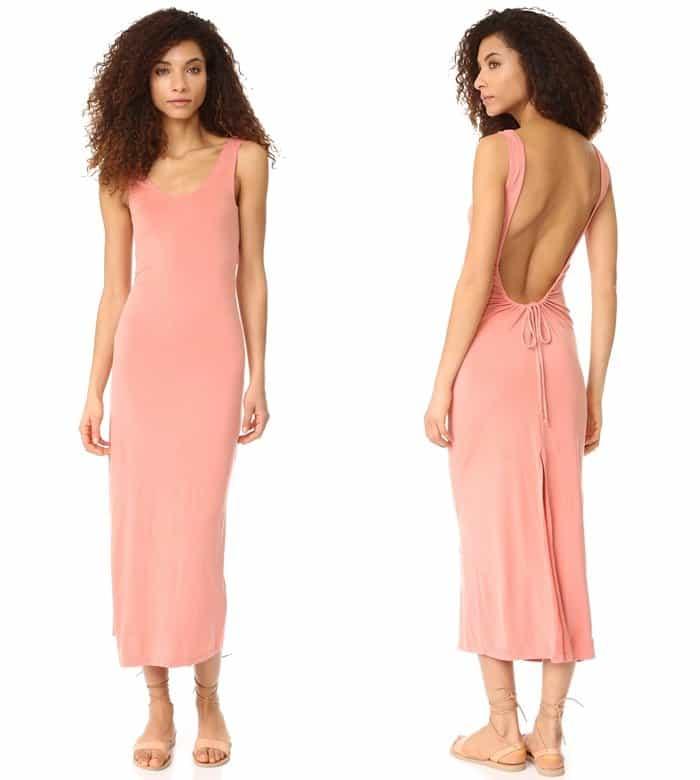 Young Fabulous & Broke YFB Clothing Isabel maxi dress
