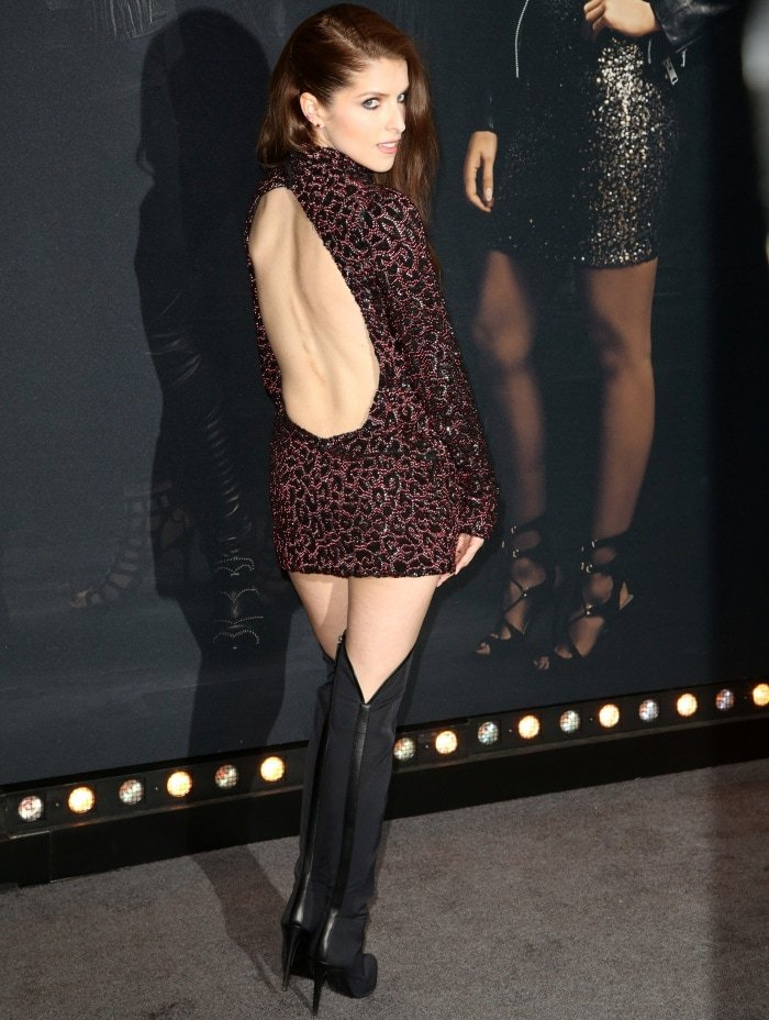 Anna Kendrick Vs Kate Bosworth Who Wore The Gucci Fall