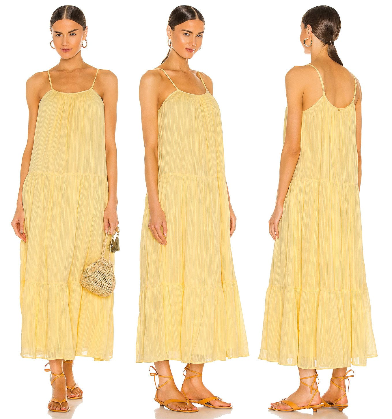 You can pair the PQ Ramona dress with flat sandals, heels or boots for an afternoon lunch, a night out, or a music festival