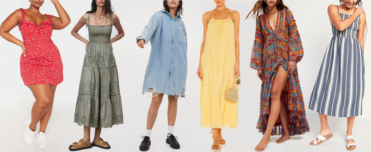 The 12 Best Places To Buy Summer Dresses in 2021